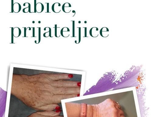 Nuxuriance® Ultra krema za roke proti pigmentnim madežem