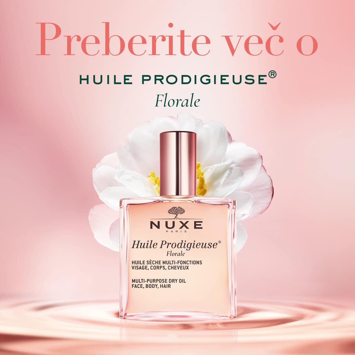 Huile Prodigieuse® Florale Čudežno suho olje Florale
